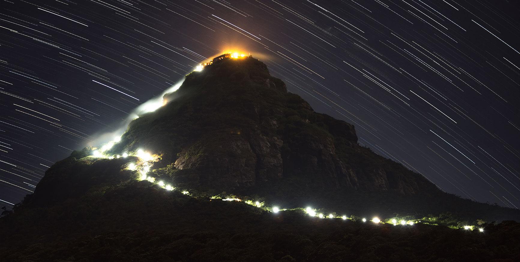 Adam's Peak, mihtiander | istockphoto.com