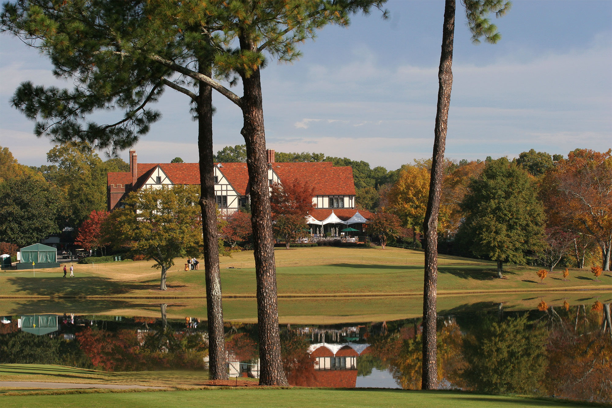 East Lake Golf Club (Atlanta), isogood | istockphoto.com/