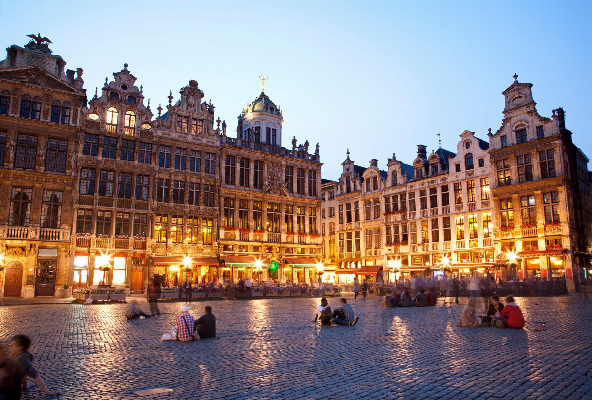 Brusel. sedmak | istockphoto.com/