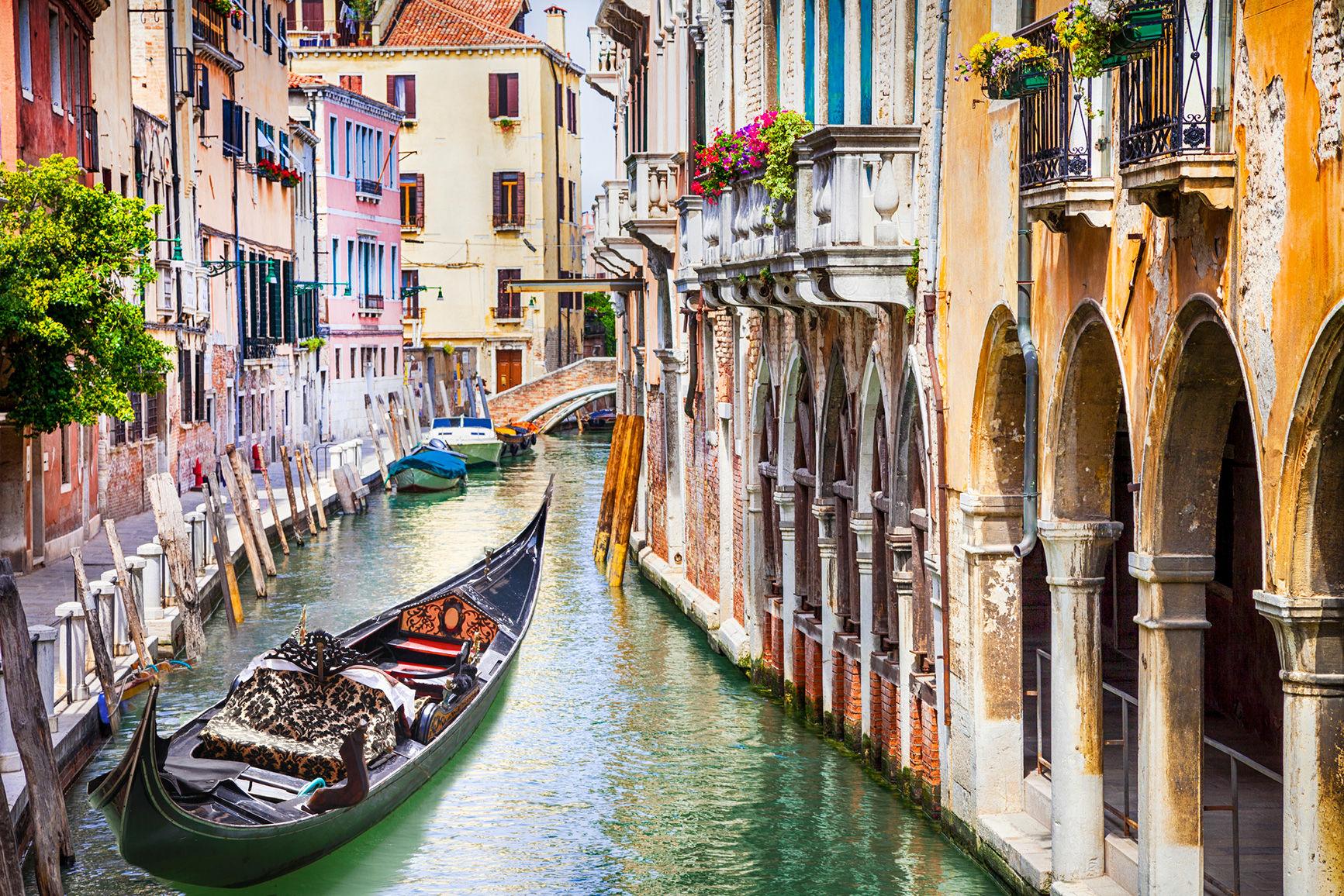 Benátky. Freeartist | istockphoto.com/