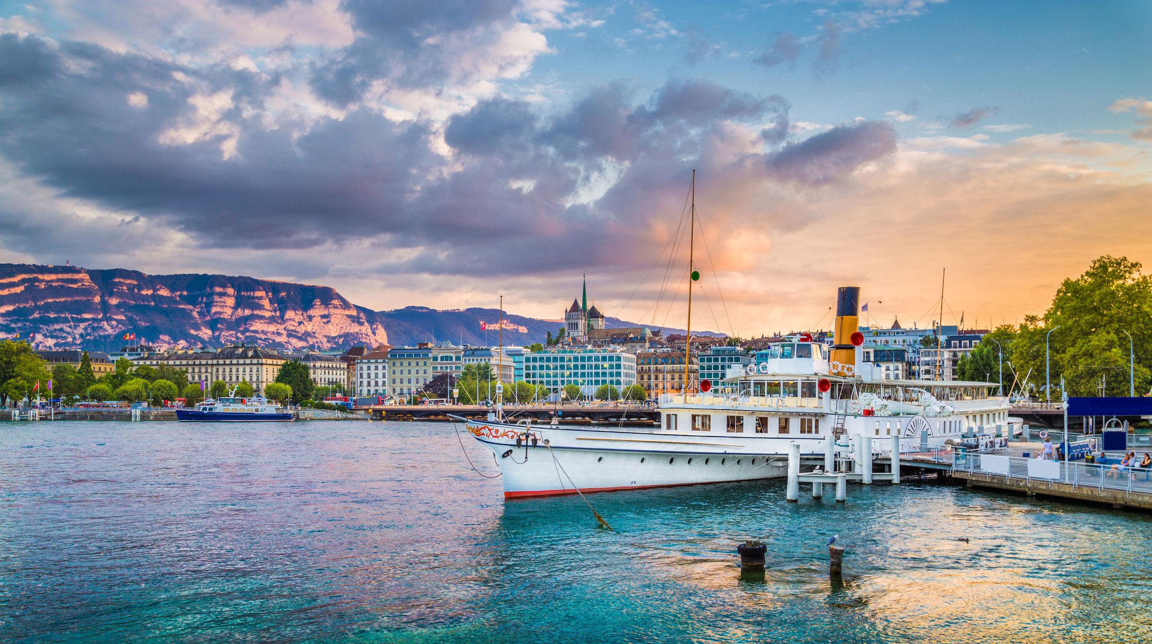 Ženeva, bluejayphoto | istockphoto.com