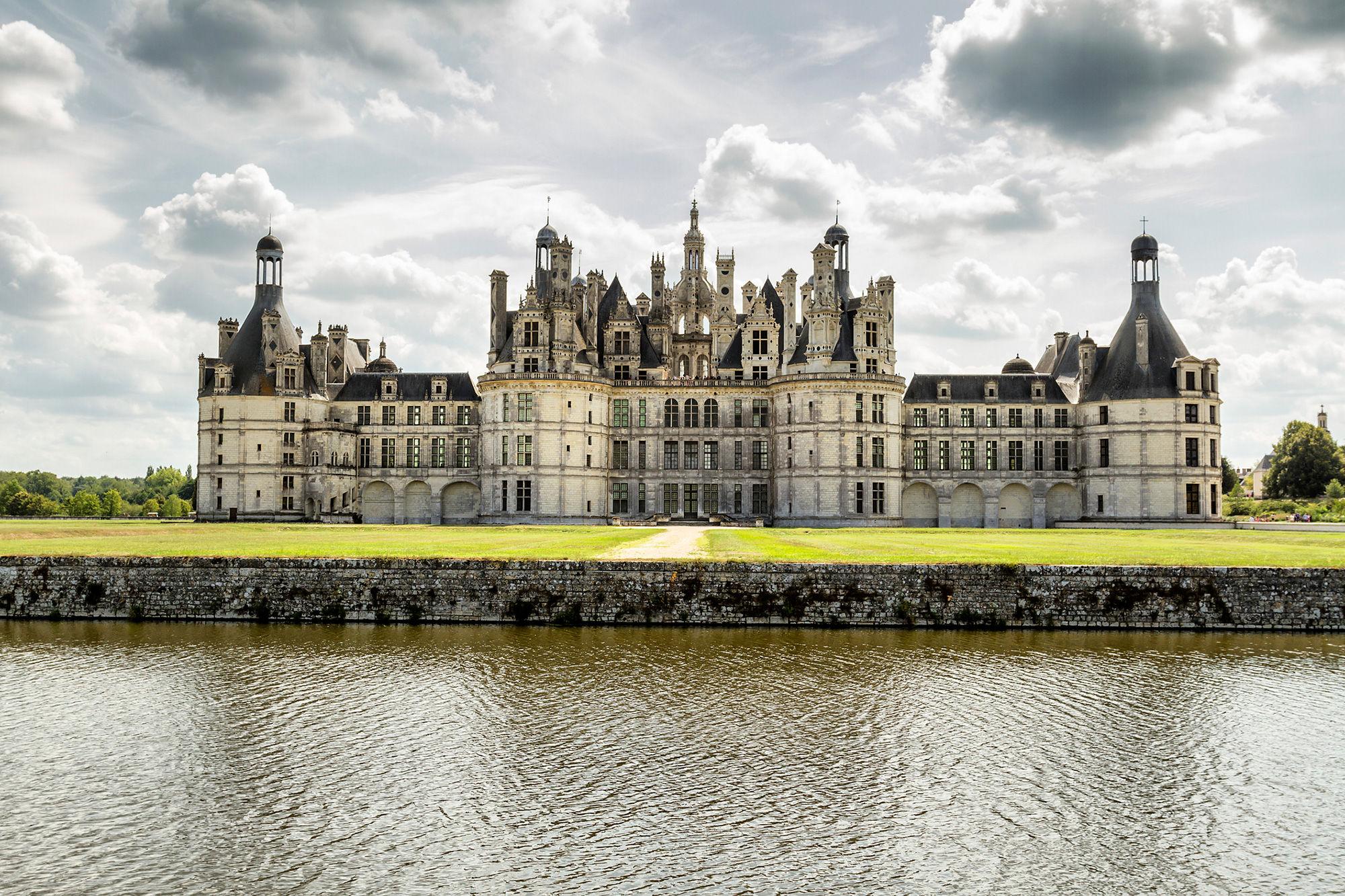 zámek Chambord | PJPhoto69
