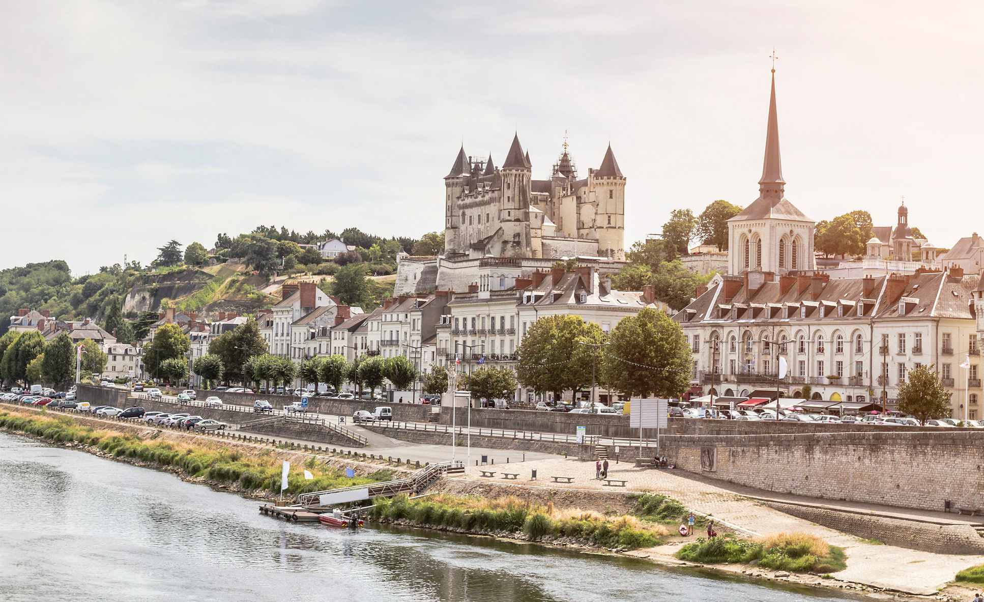zámek Saumur | PJPhoto69/