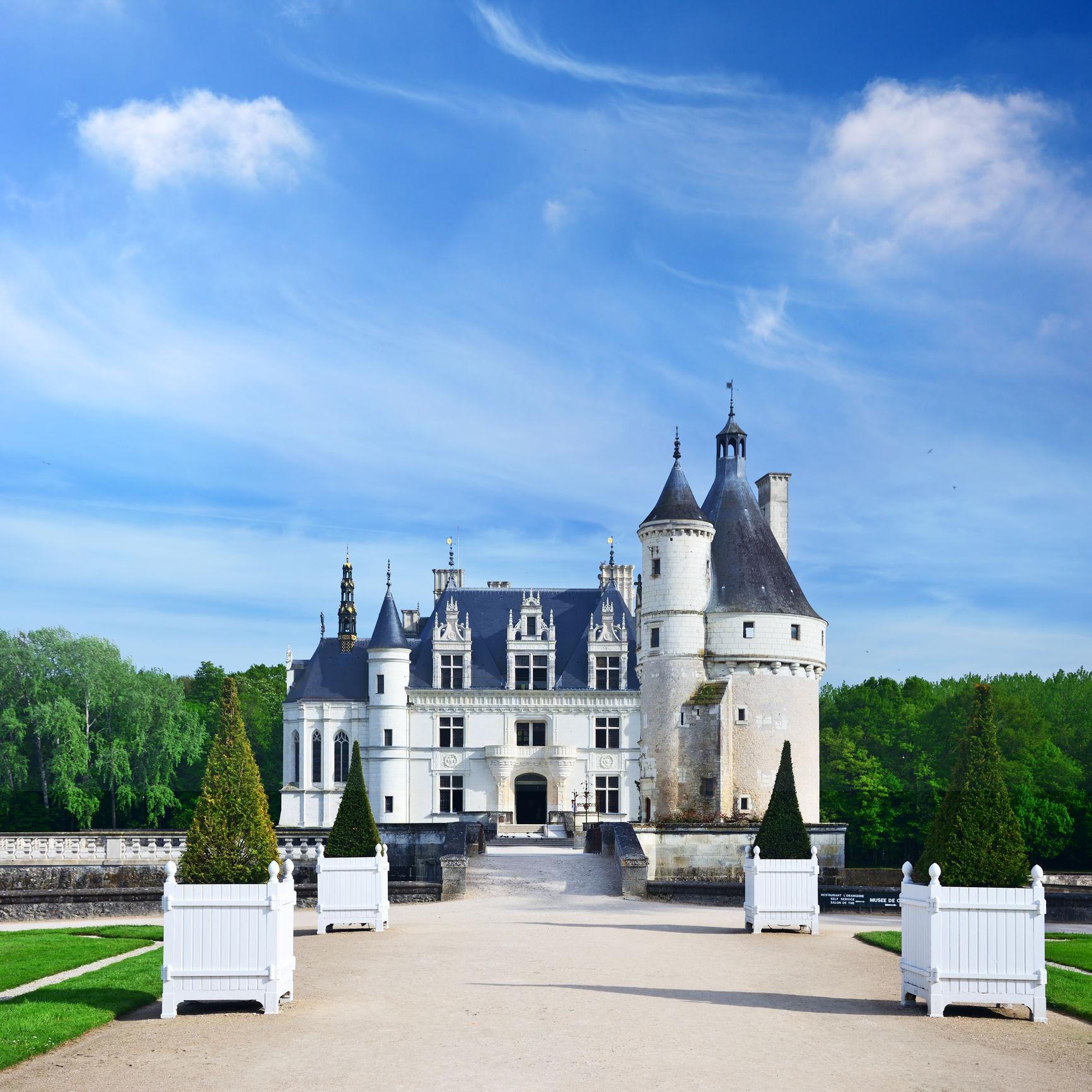 zámek Chenonceaux | alxpin