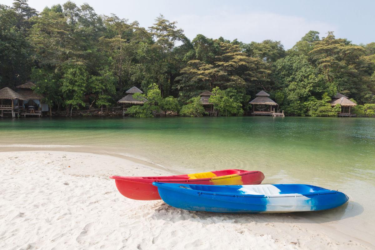 Ostrov Koh Kood, Thajsko