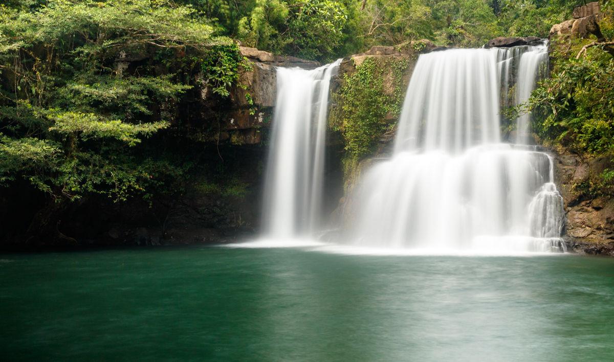 Vodopády Klong Chao