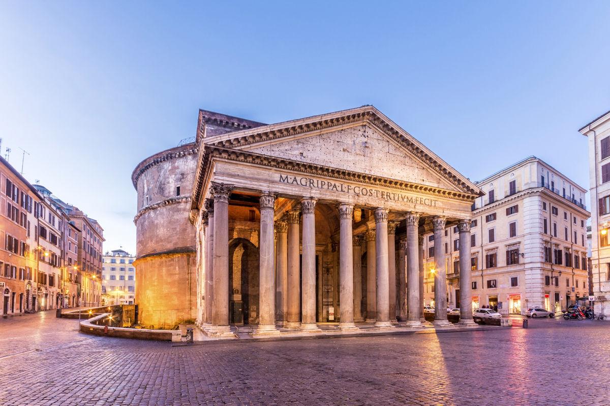 Long weekend in Rome/