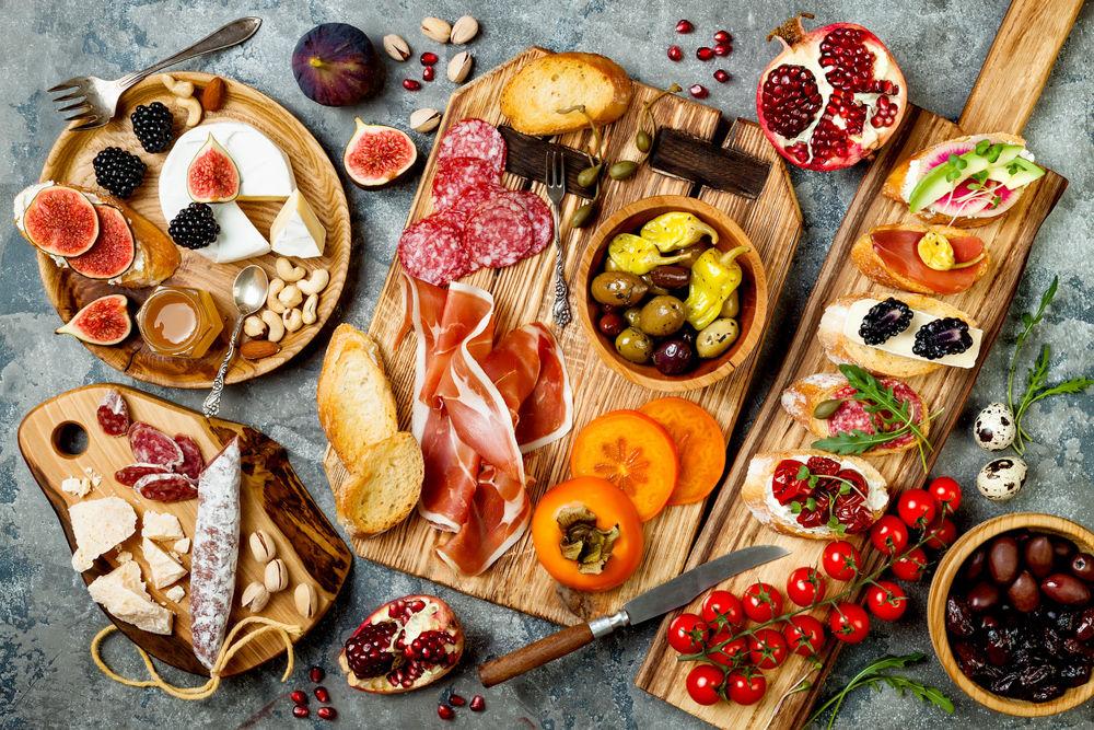 Španělsko, poznejte jejich jídlo/
