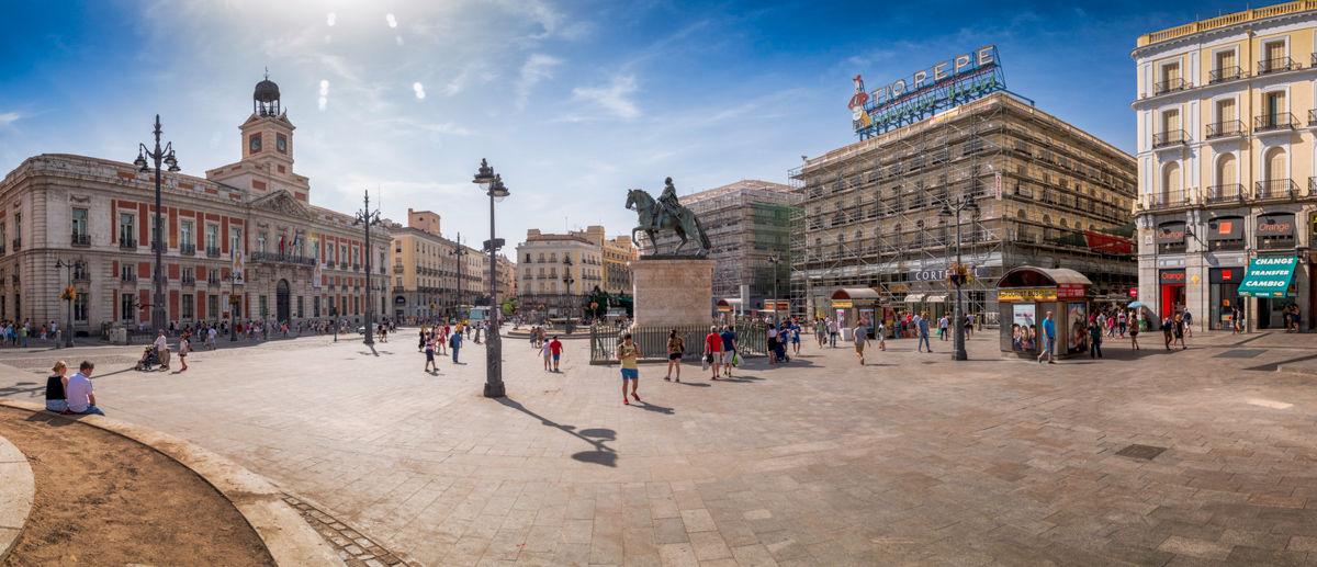 Opomíjený Madrid/