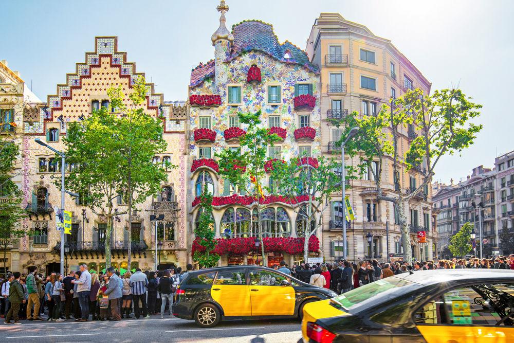 10 reasons to love Barcelona/