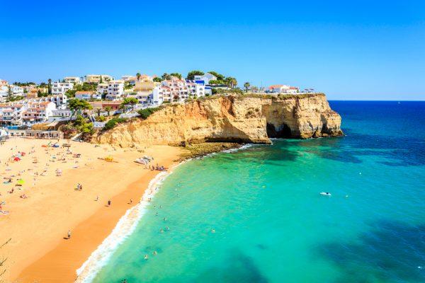 Slunečné Algarve/