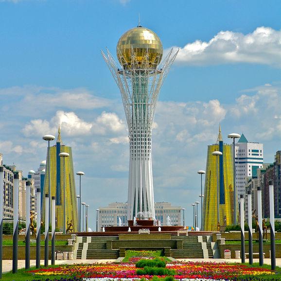 19c6d83ee5650 Prečo navštívit Astana
